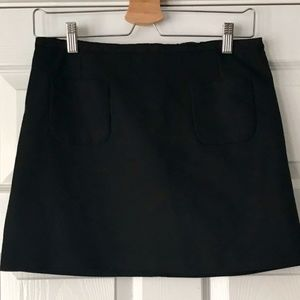 H&M Little Black Skirt